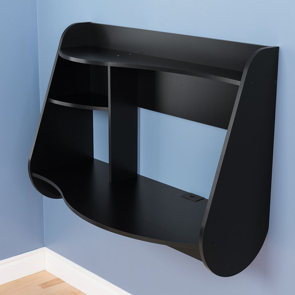 Prepac Kurv Floating Desk