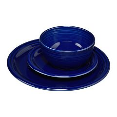 Fiesta Bistro 3 pc Dinnerware Set