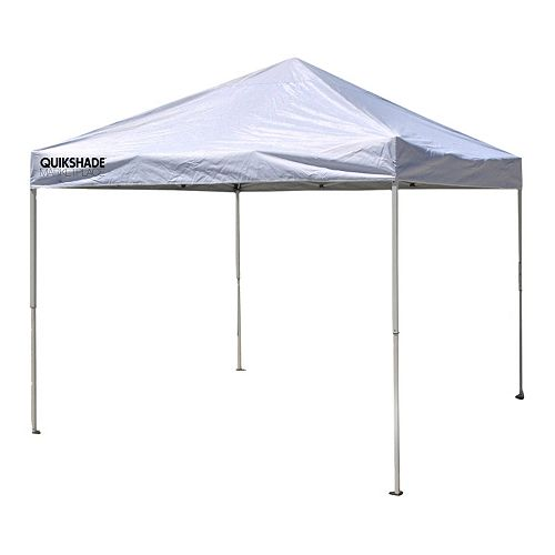 Quik Shade Marketplace 10' x 10' Instant Canopy Shelter