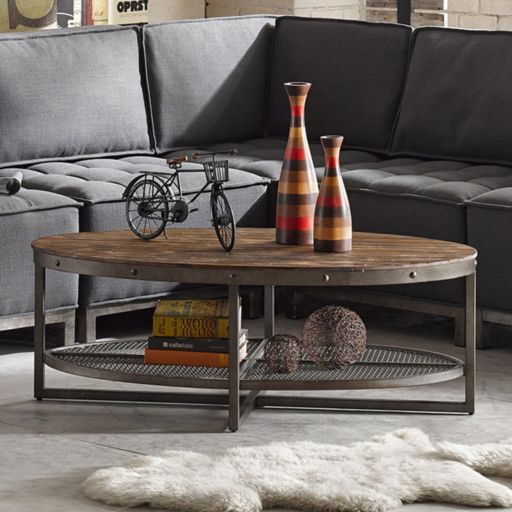 INK+IVY Sheridan Coffee Table