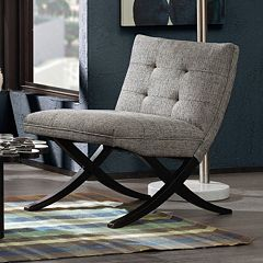 INK+IVY Wynn Lounger Accent Chair