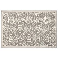 KAS Rugs Lucia Mosaic Indoor Outdoor Rug