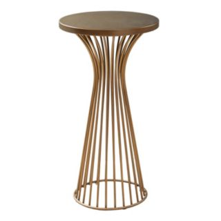 INK+IVY Mercer 30-in. Pedestal End Table