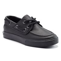 French Toast Jacob Boys' Boat Shoes