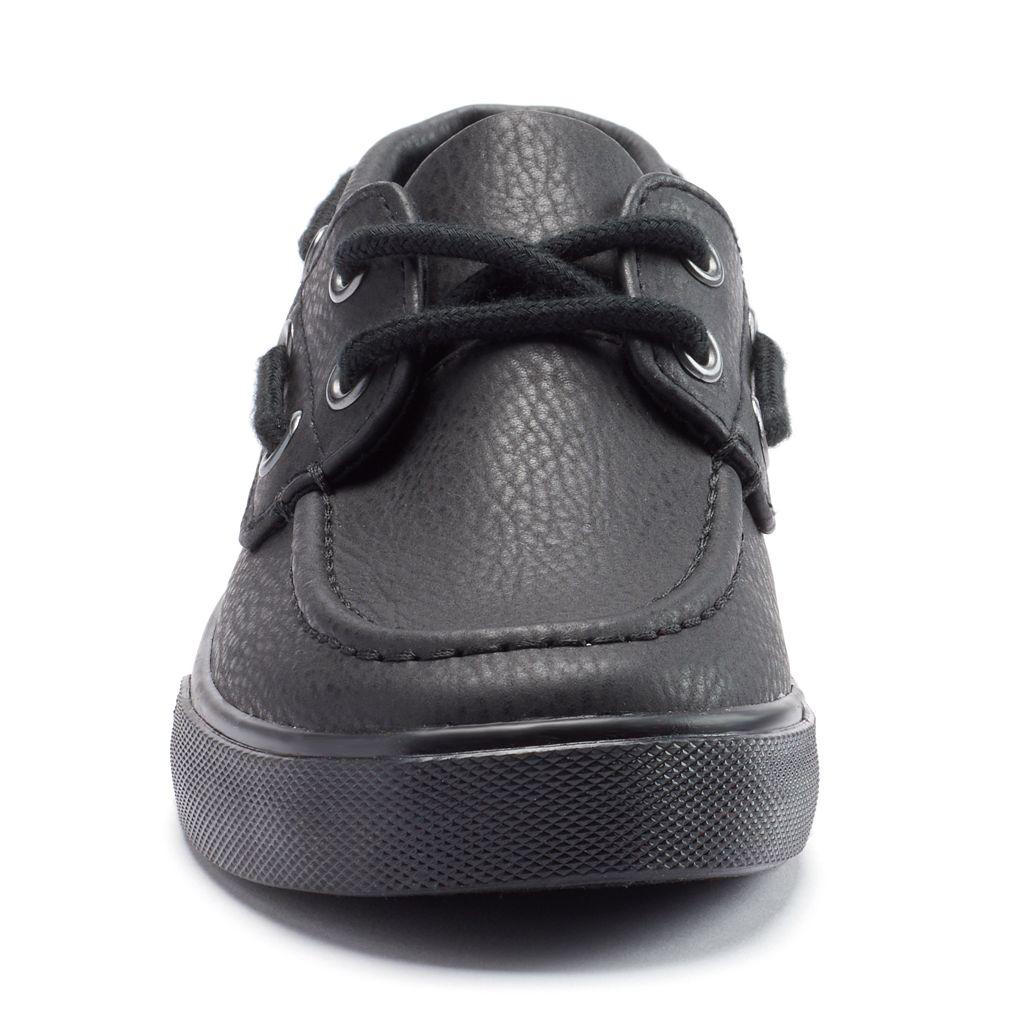 French Toast Jacob Boys' Boat Shoes