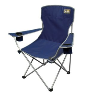 Quik Chair Deluxe Quad Folding Camp Chair