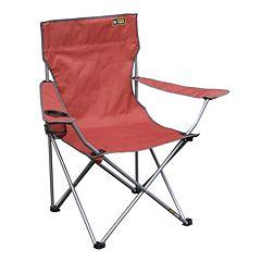 Quik Chair Quad Folding Camp Chair