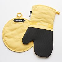 Cuisinart 2-pc. Oven Mitt & Potholder Set