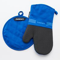 Cuisinart 2 pc Oven Mitt & Potholder Set