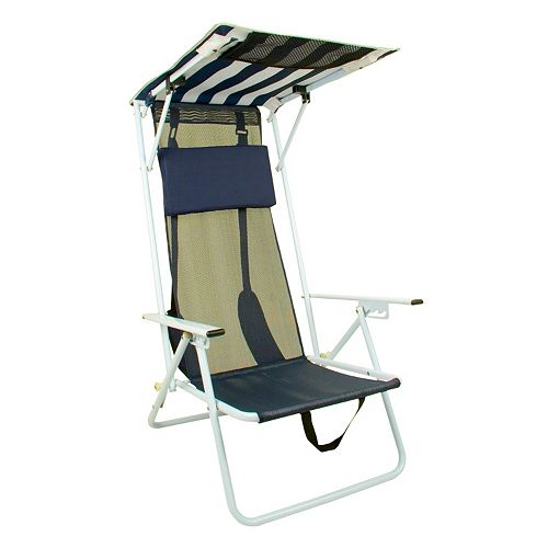 Quik Shade Folding Beach Chair