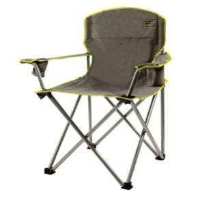 Quik Chair Heavy Duty Folding Camp Chair