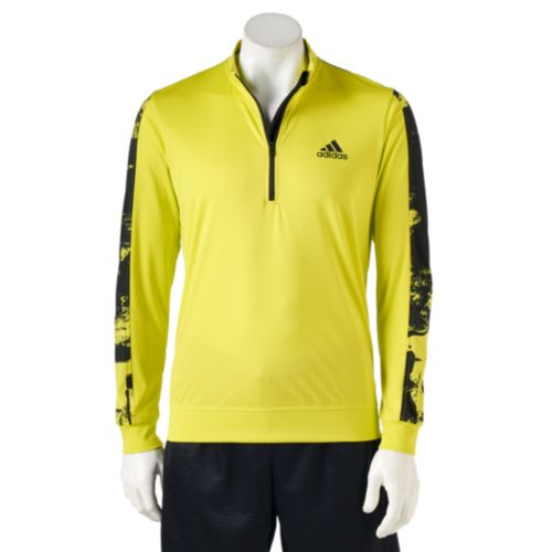 Men's adidas Eleraw Quarter-Zip Top