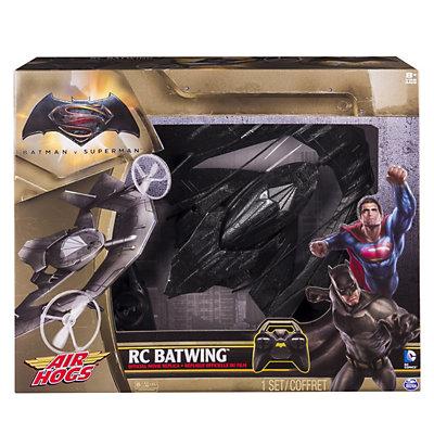 Air Hogs Batman v Superman RC Batwing Plane by Spin Master