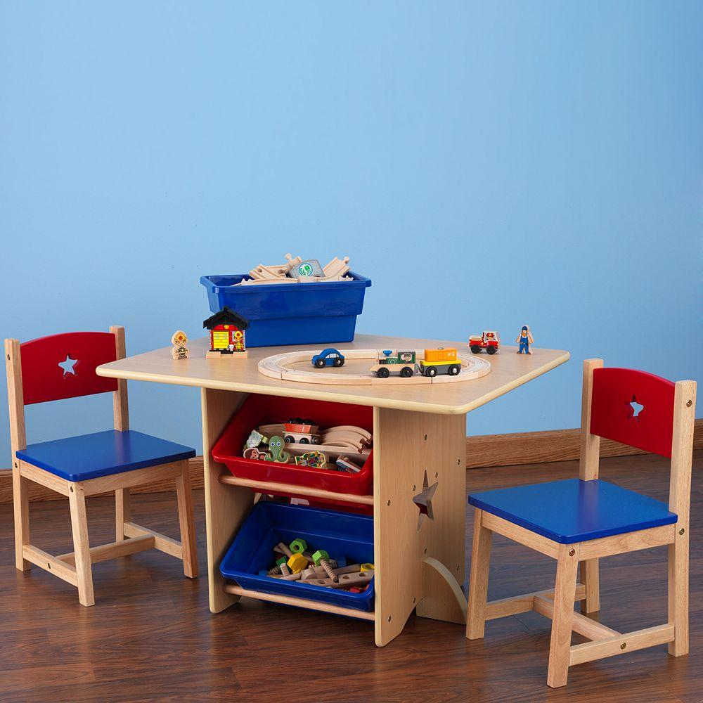 Terrific Kidkraft Star Table Chair Set Cjindustries Chair Design For Home Cjindustriesco