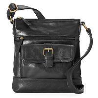 Stone & Co. Megan Leather Crossbody Bag