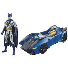 DC Comics Batman Unlimited: Mechs vs. Mutants Action Figure & Batmobile by Mattel by