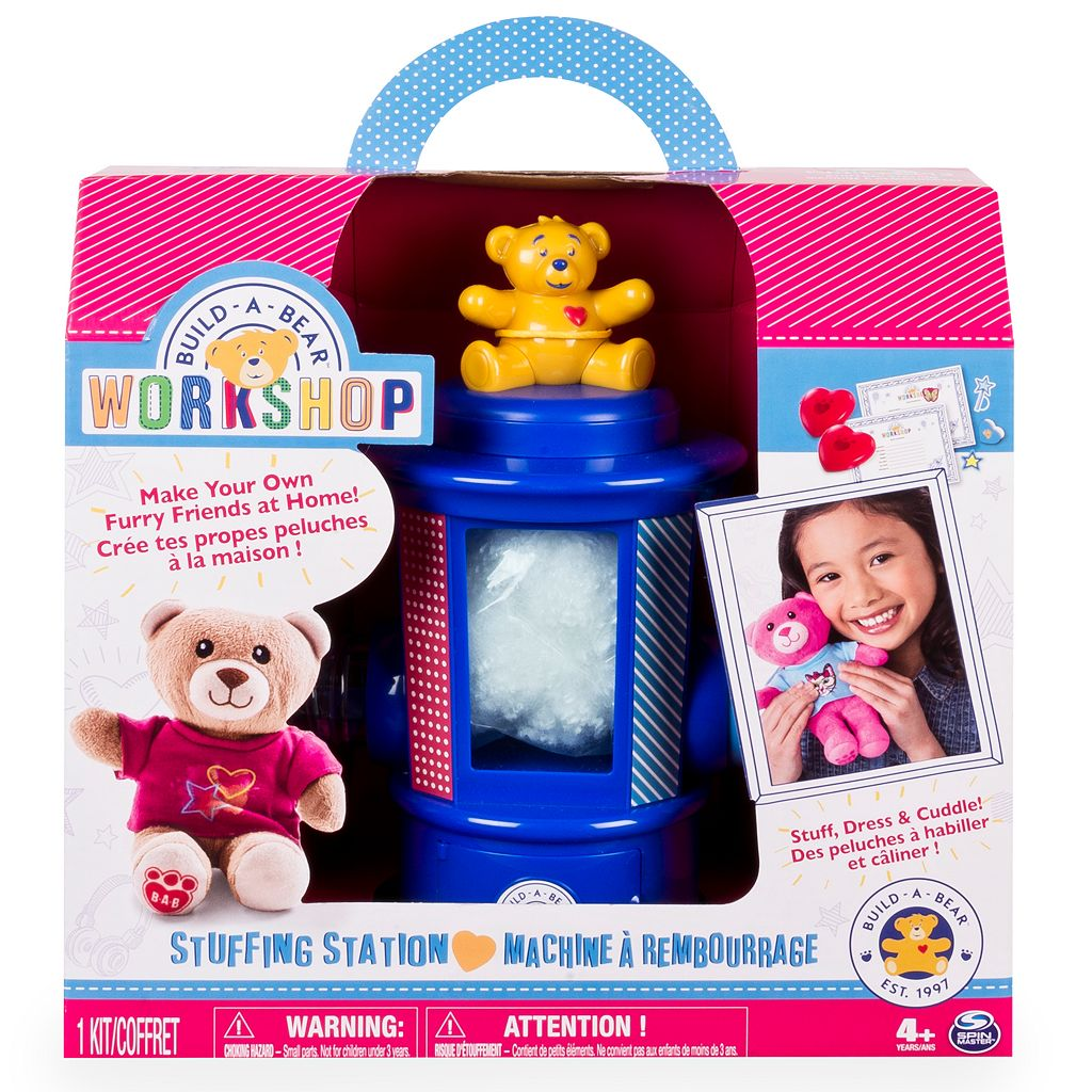 Build-a-Bear Stuff Me Station