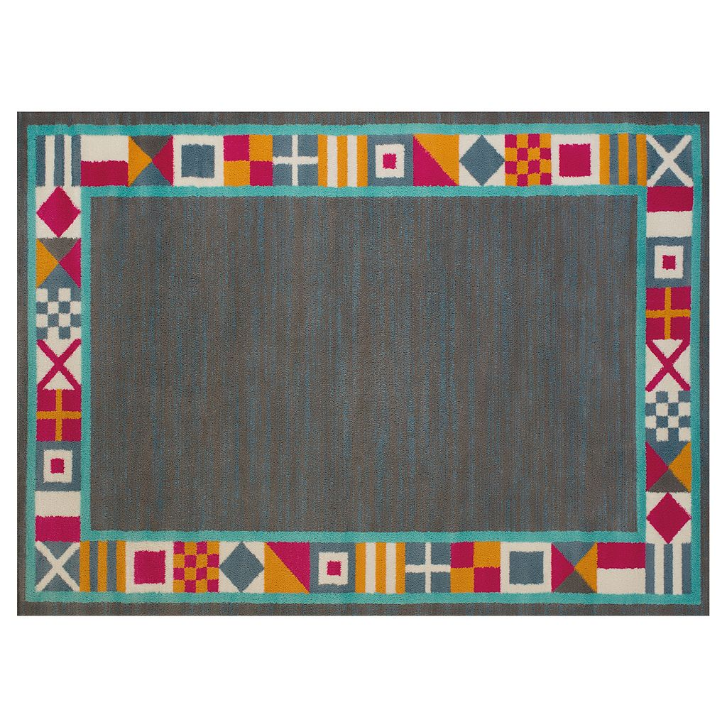 United Weavers Regional Concepts Signal Border Rug