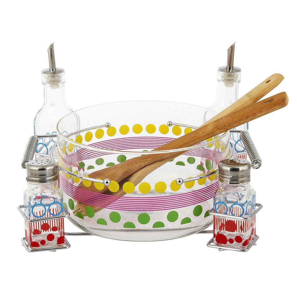 PureLife 8-pc. Salad Set