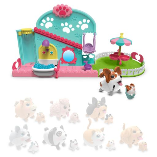 Chubby Puppies & Friends Pet Fun Center by Spin Master
