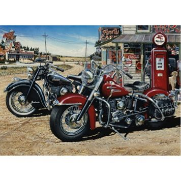 Cobble Hill Two for the Road 1000-pc. Jigsaw Puzzle