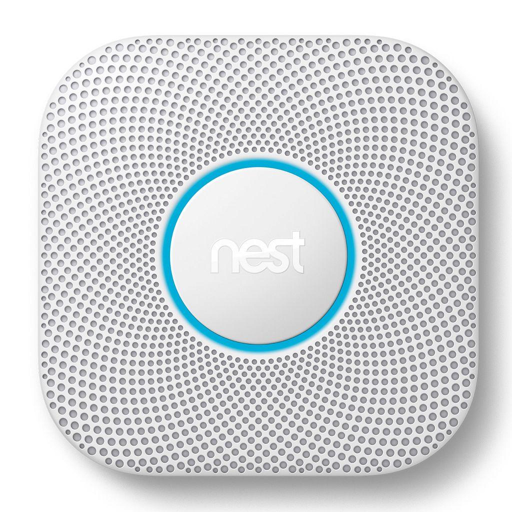 Nest Protect Battery Smoke & Carbon Monoxide Alarm (2nd Generation)