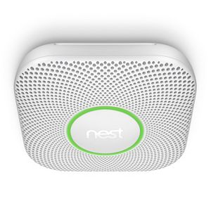 Google Nest Protect Battery Smoke & Carbon Monoxide Alarm (2nd Generation)