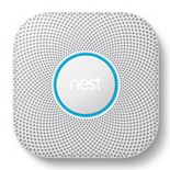 Google Nest Protect Wired Smoke & Carbon Monoxide Alarm (2nd Generation)