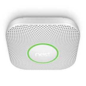 Nest Protect Wired Smoke & Carbon Monoxide Alarm (2nd Generation)