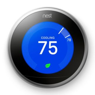 Nest Learning Thermostat (3rd Generation)