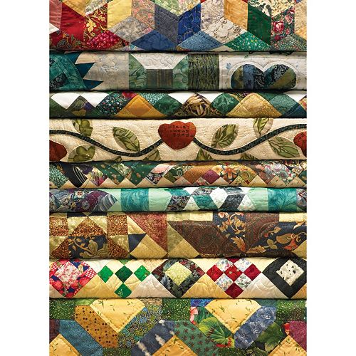 Cobble Hill Grandma's Quilts 1000-pc. Jigsaw Puzzle