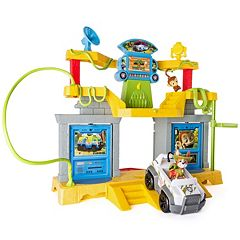 Paw Patrol Tracker Monkey Temple Play Set by Spin Master