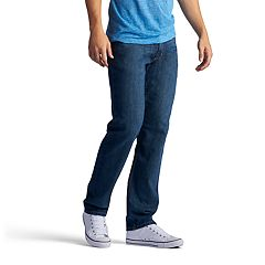 bb2738fe Men's Lee Regular-Fit Stretch Straight-Leg Jeans