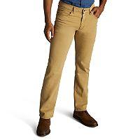 Men's Lee Regular-Fit Stretch Straight-Leg Jeans