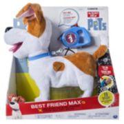 The Secret Life of Pets Walking Max Plush Toy