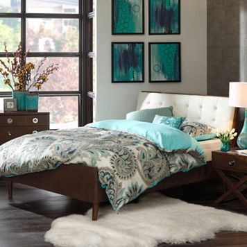 INK+IVY Cosmo Bed