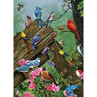 Cobble Hill Birds of the Forest 1000 pc Jigsaw Puzzle