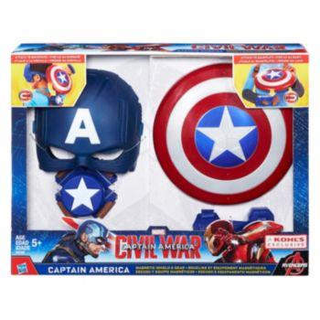 Hasbro Marvel Captain America Shield Role Play Set