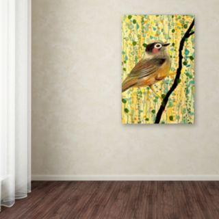 Trademark Fine Art Monsieur Canvas Wall Art