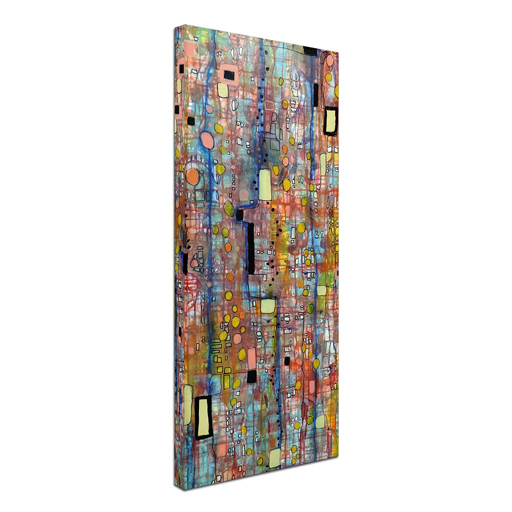 Trademark Fine Art Nervures Canvas Wall Art