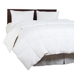 Down Blend Overfilled Bedding Comforter