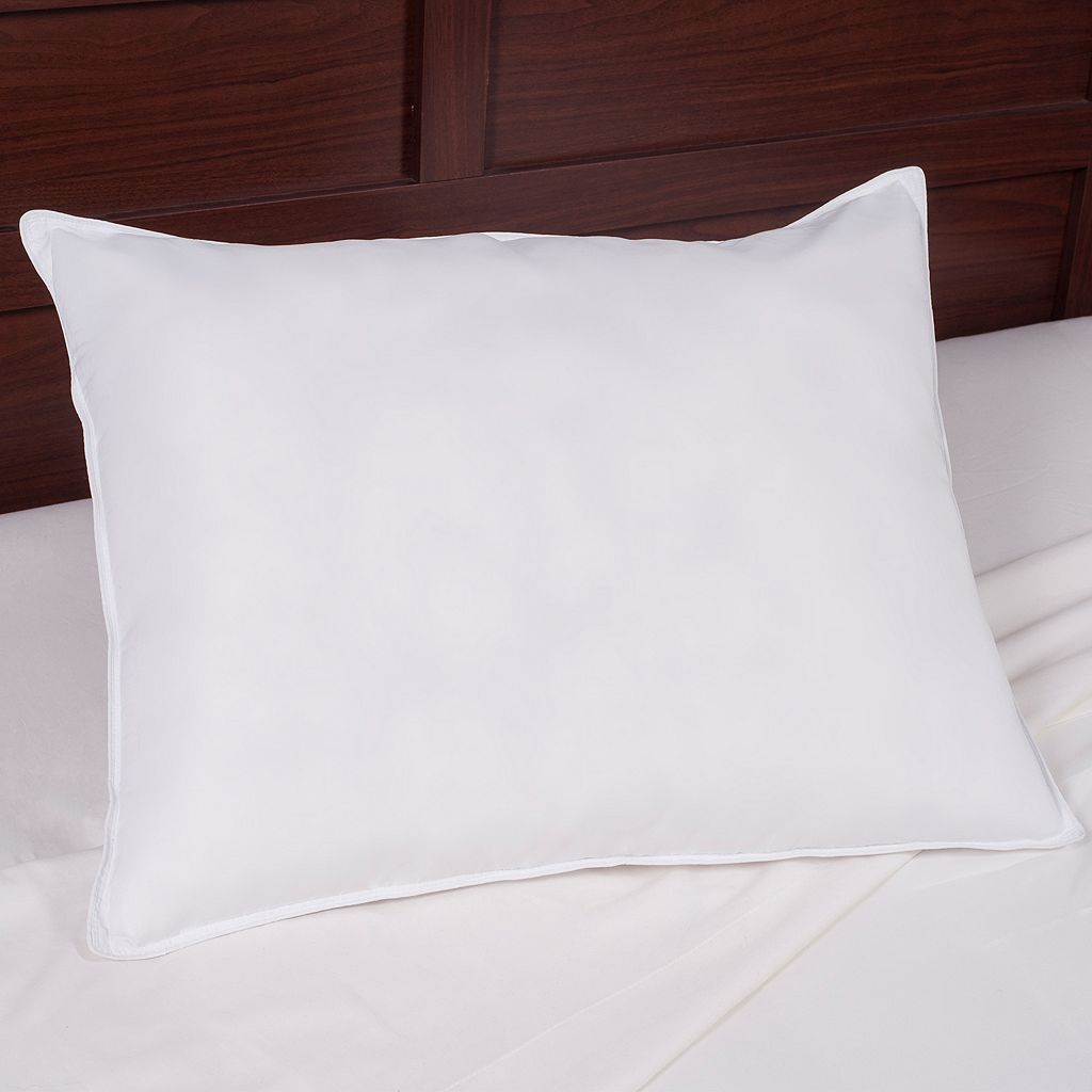 Down Blend Bedroom Pillow