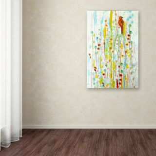 Trademark Fine Art Pause Canvas Wall Art