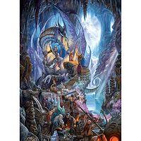 Cobble Hill Dragonforge 1000 pc Jigsaw Puzzle