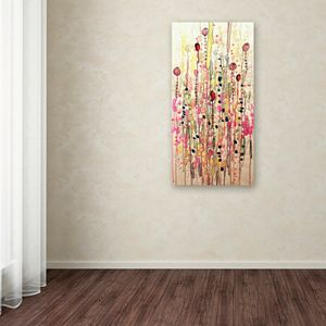 Trademark Fine Art Samsara Canvas Wall Art