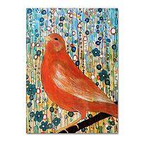Trademark Fine Art Serenade Canvas Wall Art