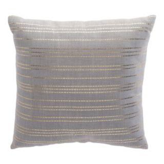 SONOMA Goods for Life? Metallic Dot Square Throw Pillow