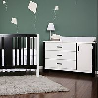Dream On Me Cafeina 3-Drawer Dresser