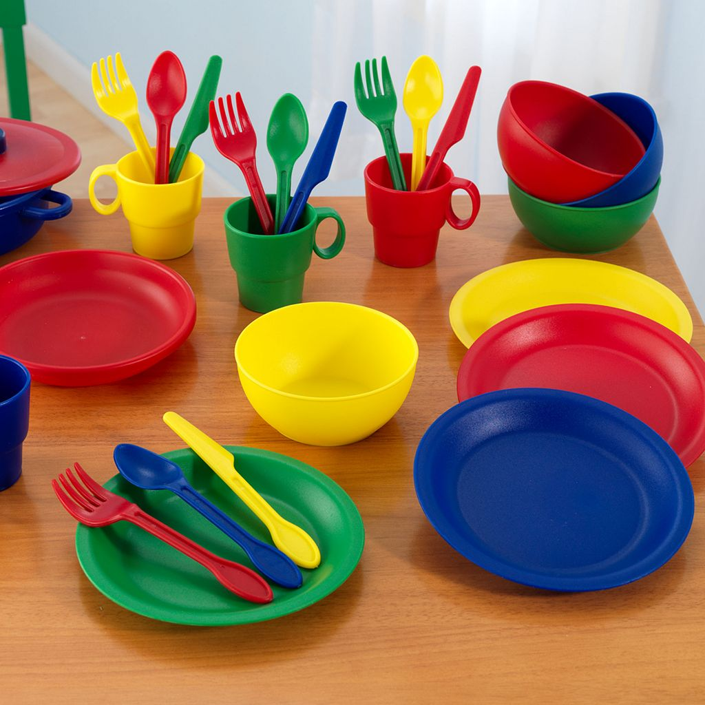 KidKraft® 27-pc. Primary Cookware Set