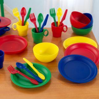 KidKraft 27-pc. Primary Cookware Set